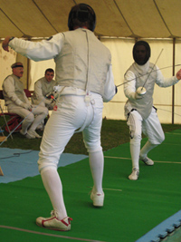 Join Kendal Fencing Seniors